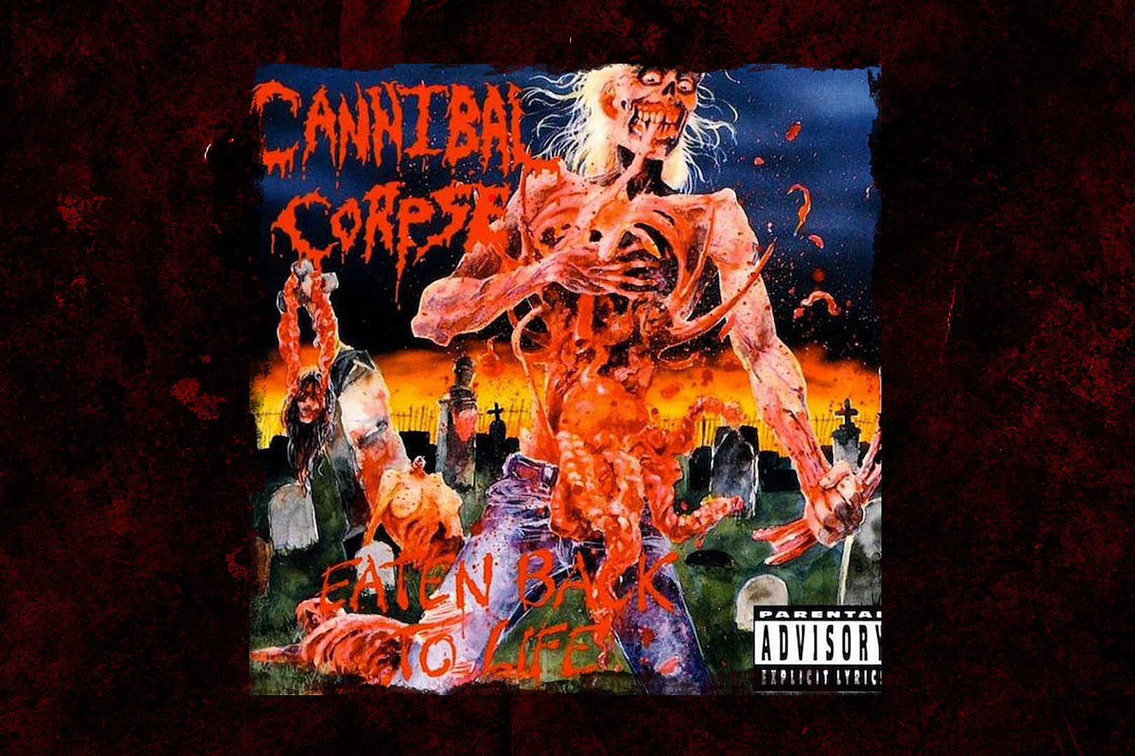 29 Years Ago: Cannibal Corpse Pile on the Gore With 'Eaten Back to Life'