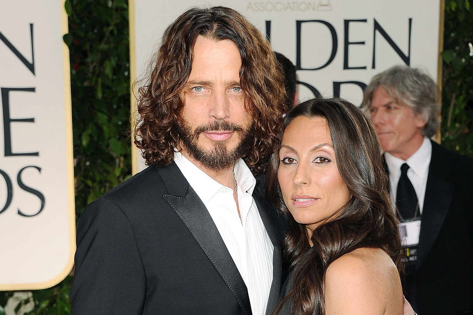 Vicky Cornell Launches 'Addiction Resource Center for Chris'