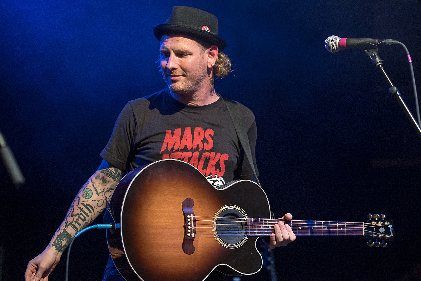 Corey Taylor, Dave Navarro, Courtney Love + More to Rock 'Above Ground' Mental Health Benefit