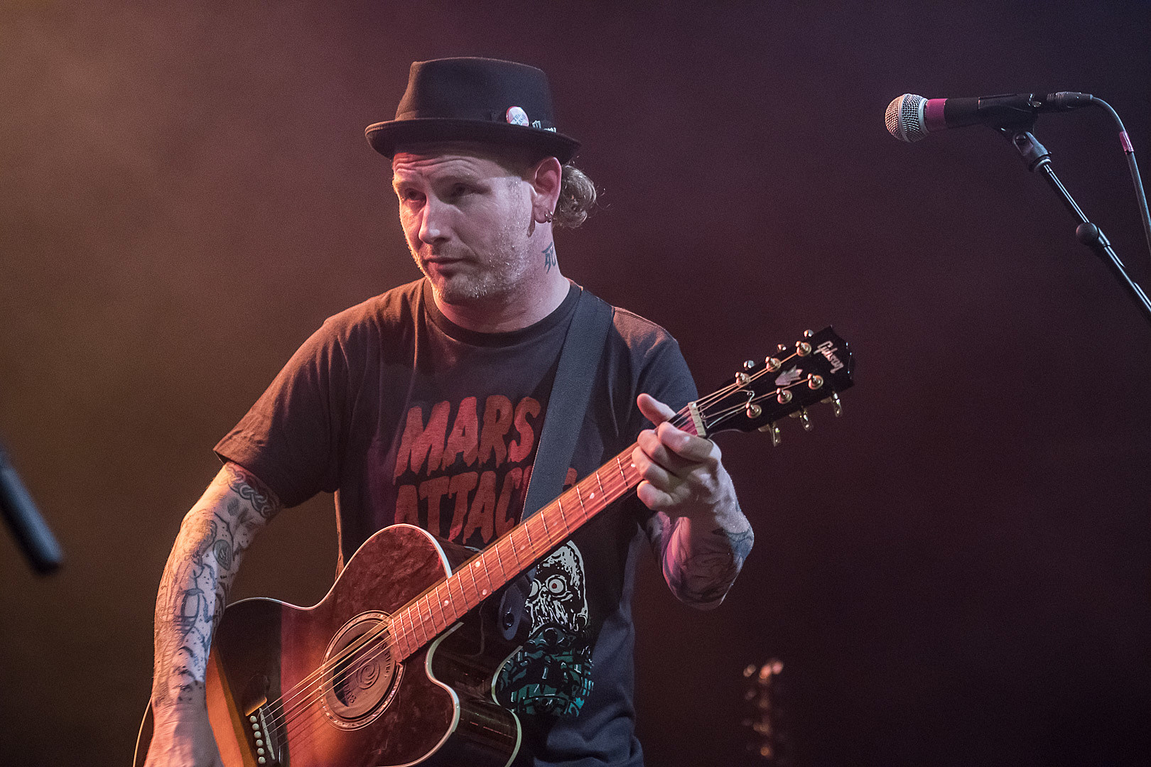 Corey Taylor to Release Free 'Live in London' Solo Concert Next Week