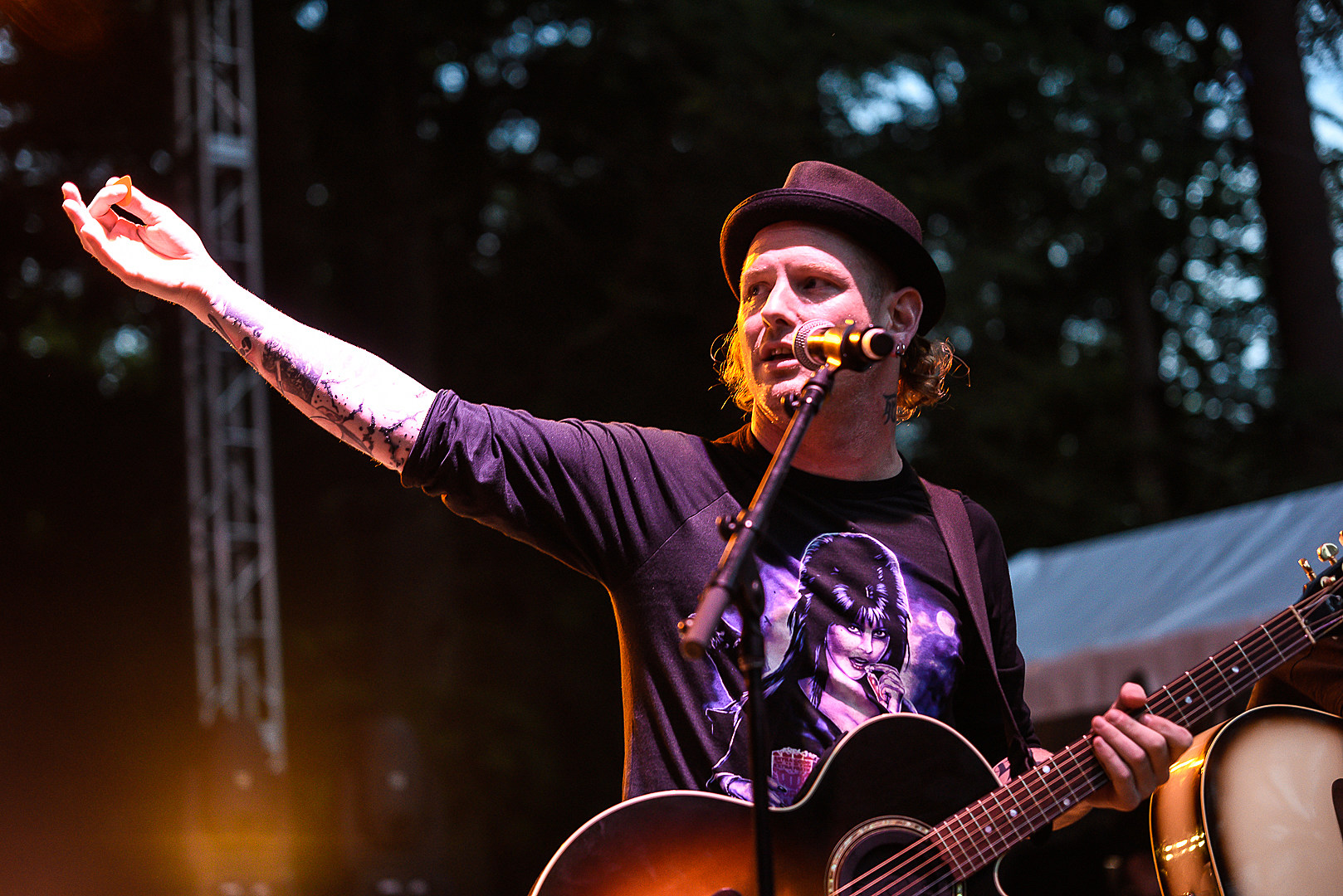 Corey Taylor Plays Different Genres So He Can Find the Perfect Lyric