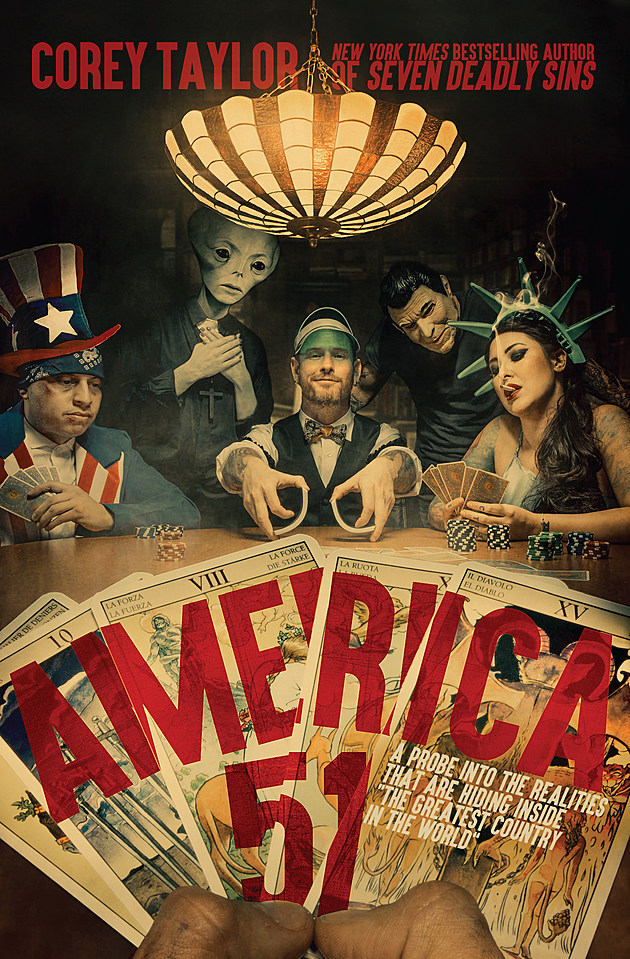 Corey Taylor America 51