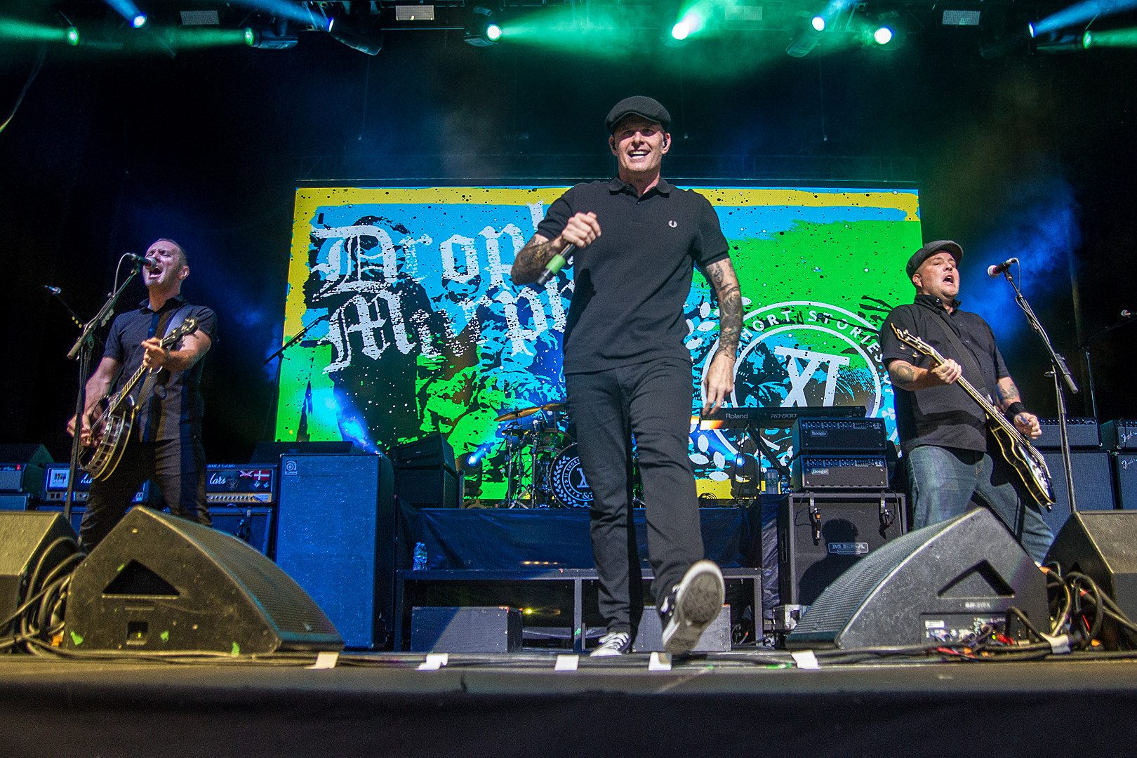 Dropkick Murphys Announce 2019 'St. Patrick's Day' North American Tour