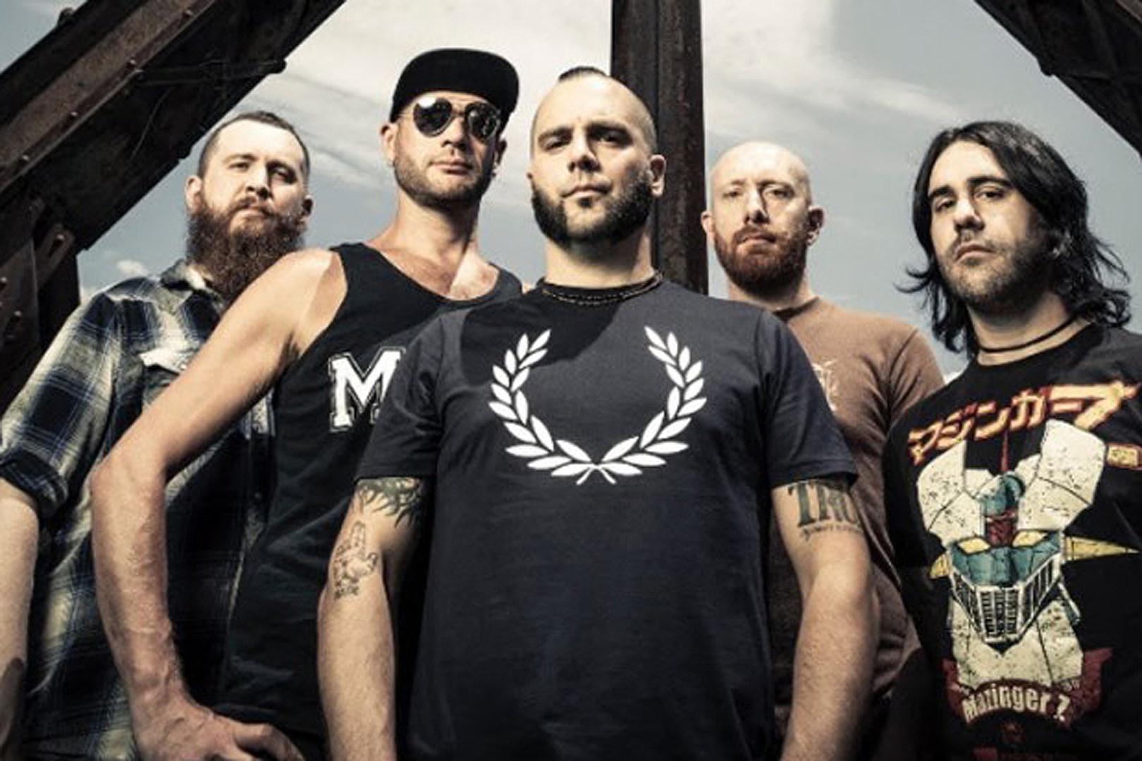 Killswitch Engage's Jesse Leach Balks at 'Metalcore' Label