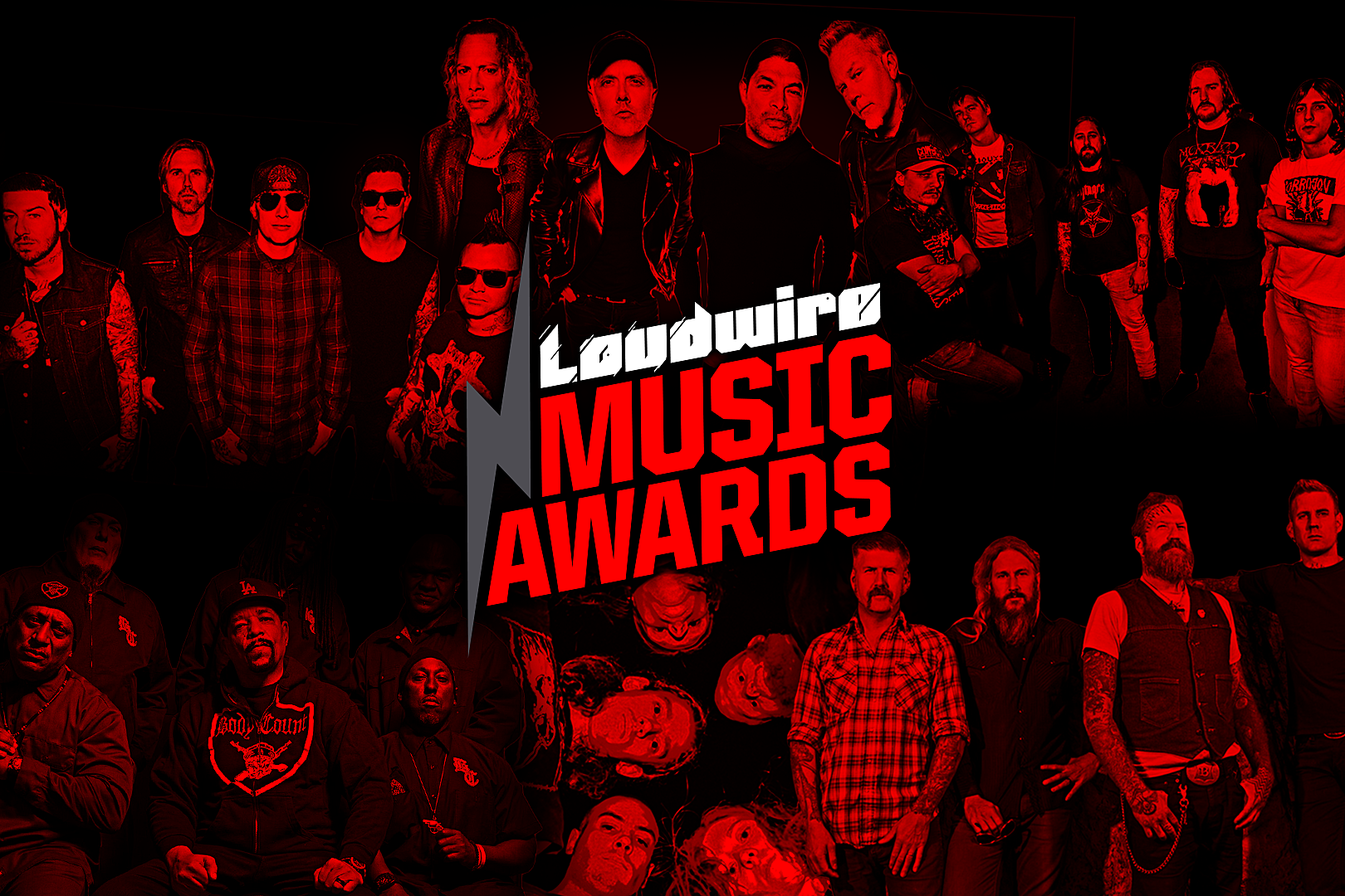 2017 Loudwire Music Awards Nominees Revealed