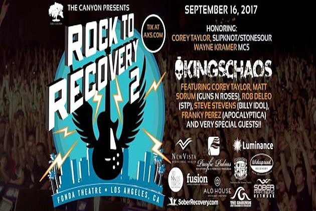 Rock to Recovery 2