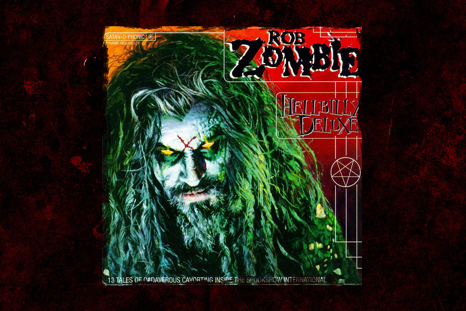 rob zombie returns to tv to host '13 nights of halloween' movies