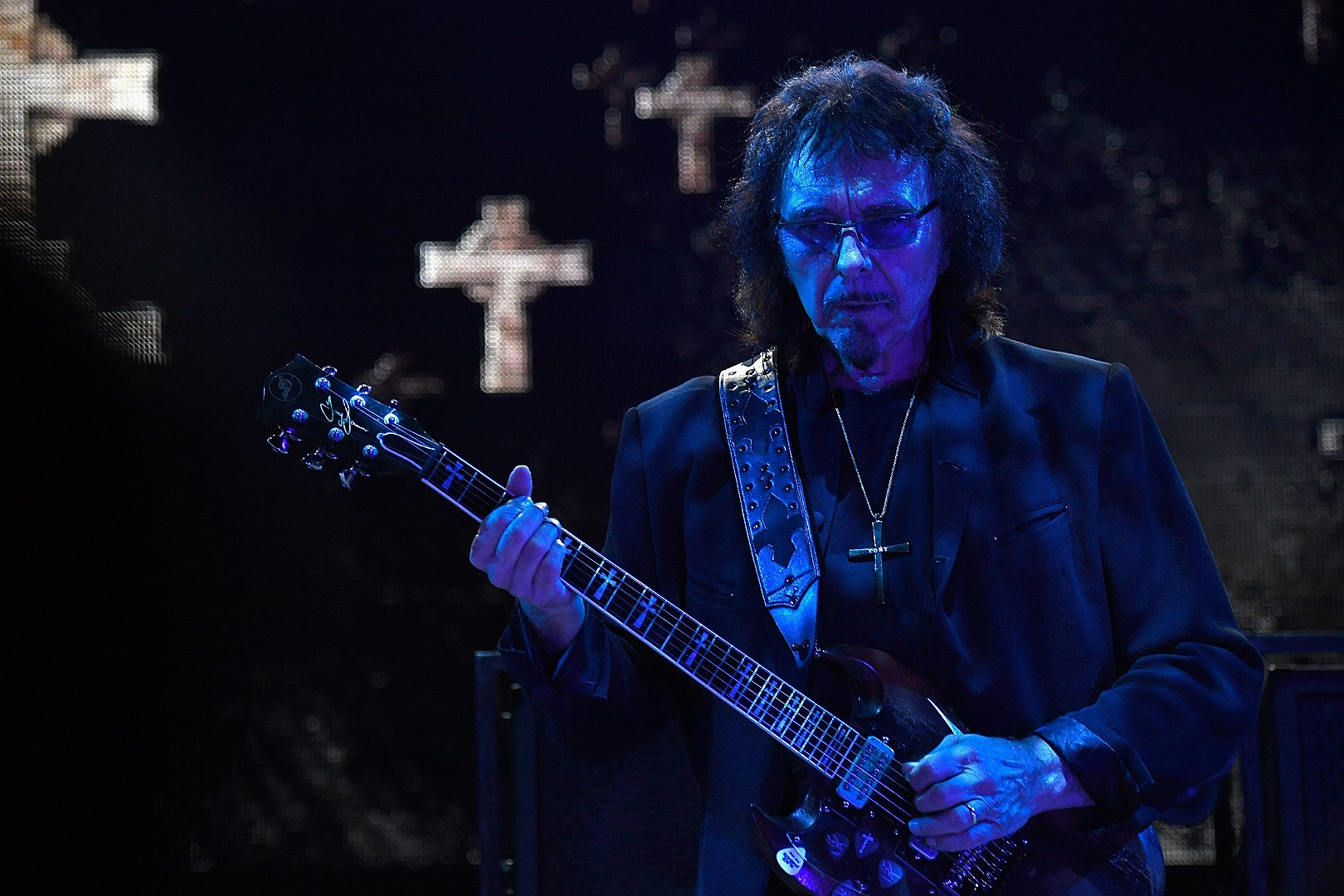 Tony Iommi on Chances of Black Sabbath Playing Again: 'It's Highly Unlikely, But We May'