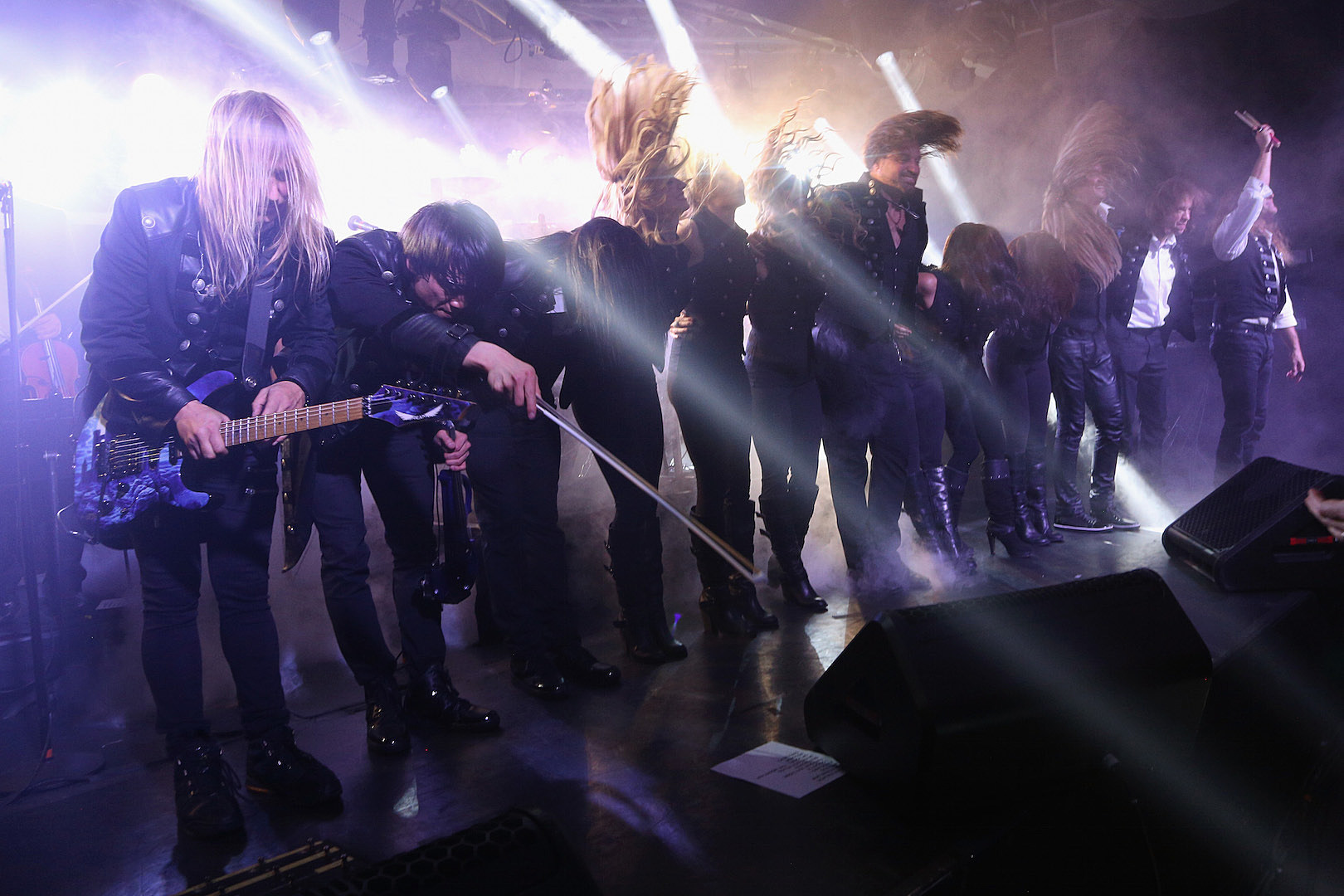 Trans-Siberian Orchestra Celebrate 20th Anniversary With Tour