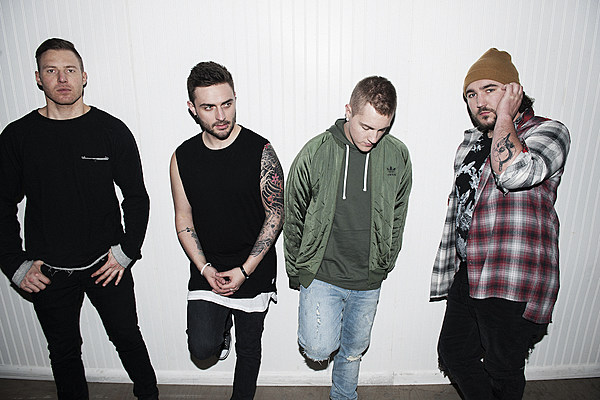 I Prevail Announce Fall 2017 North American Headlining Tour