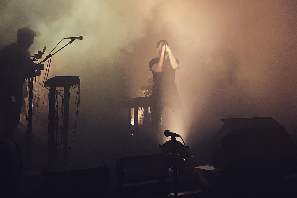 Nine Inch Nails Bring Energy + Rage to New York\'s Webster Hall