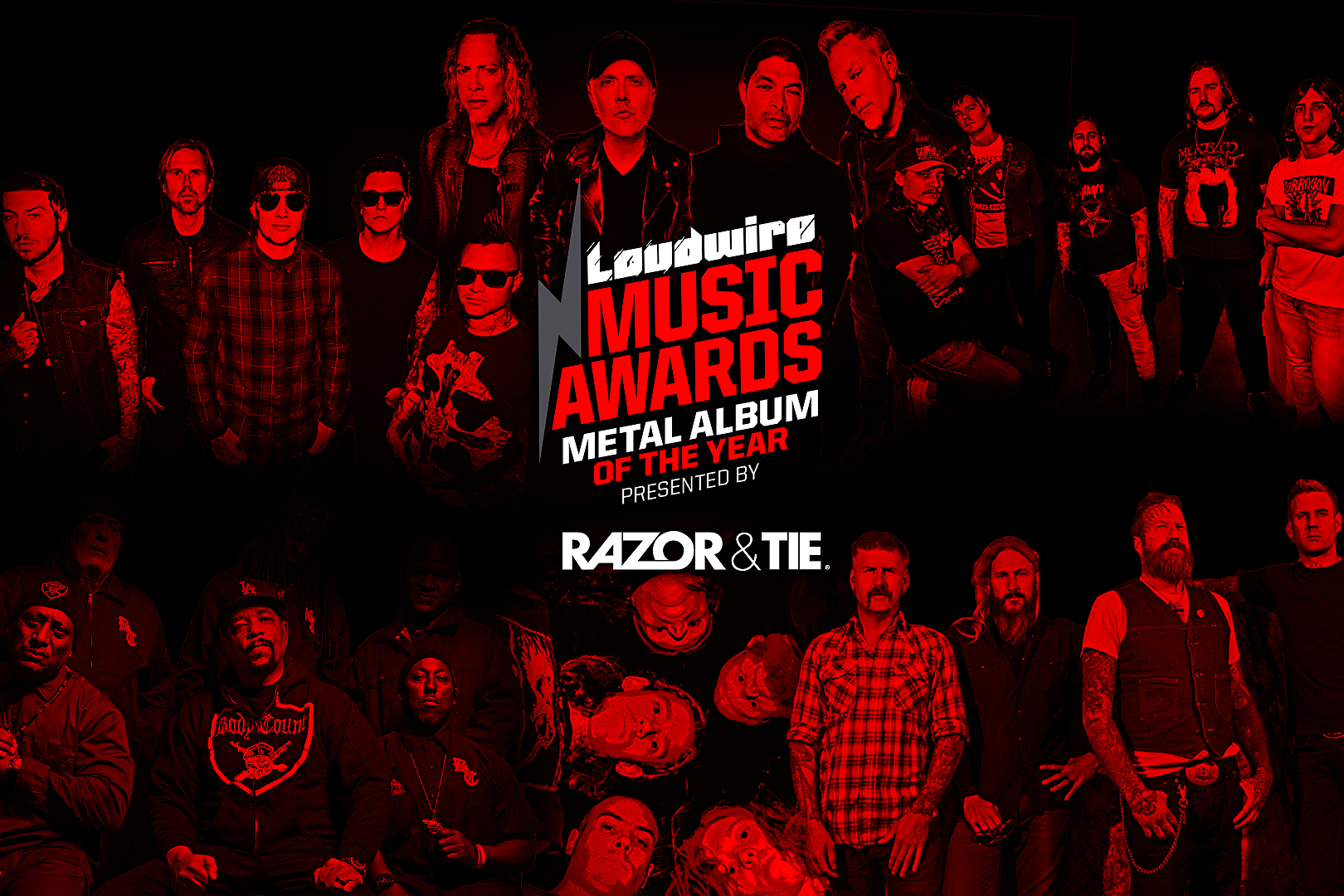 Vote for the Metal Album of the Year – 2017 Loudwire Music Awards