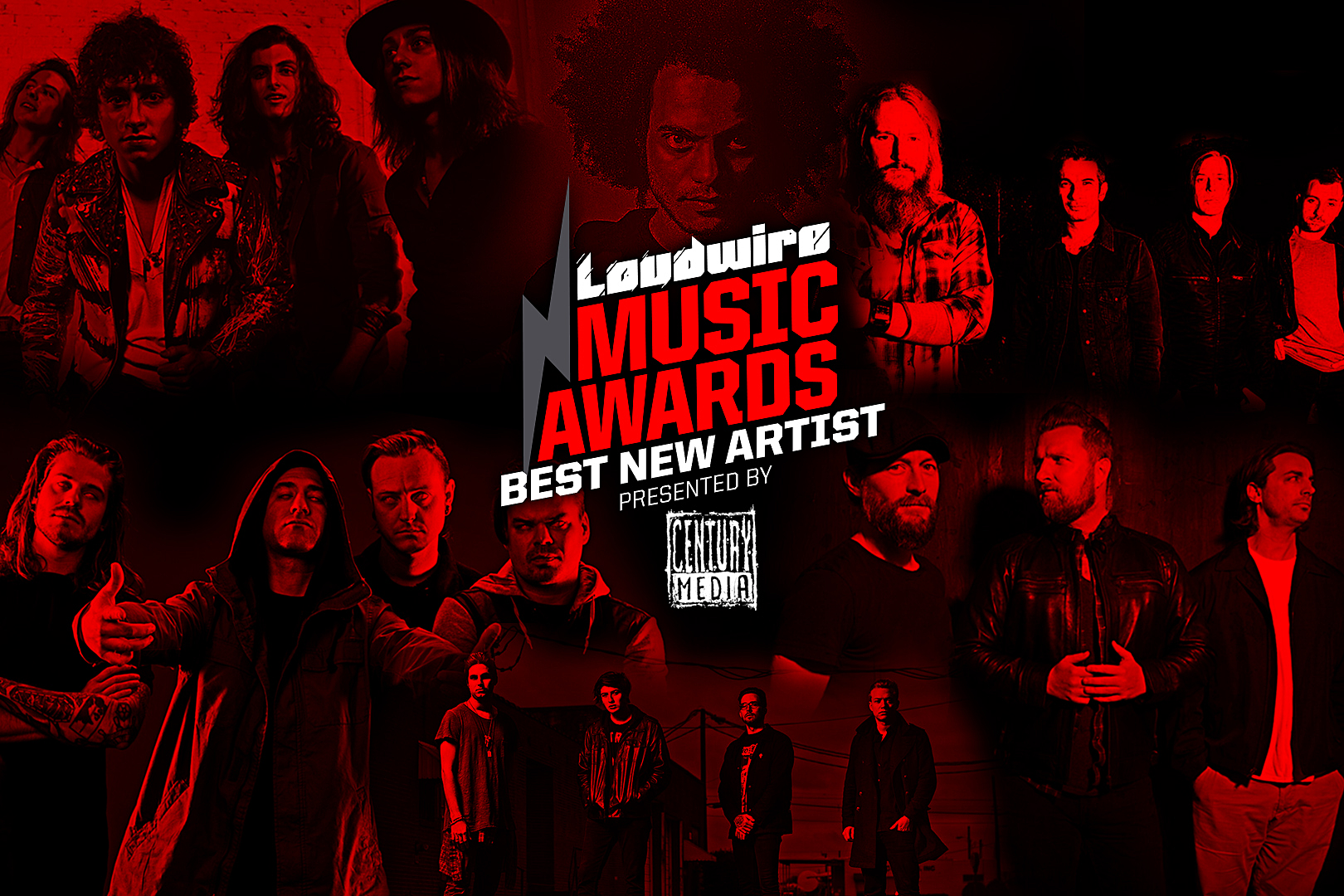 Vote for the Best New Artist – 2017 Loudwire Music Awards