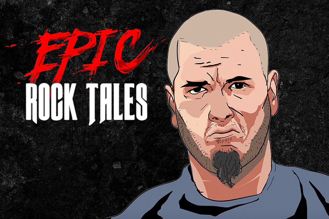Philip Anselmo Poops His Pants Onstage – Epic Rock Tales