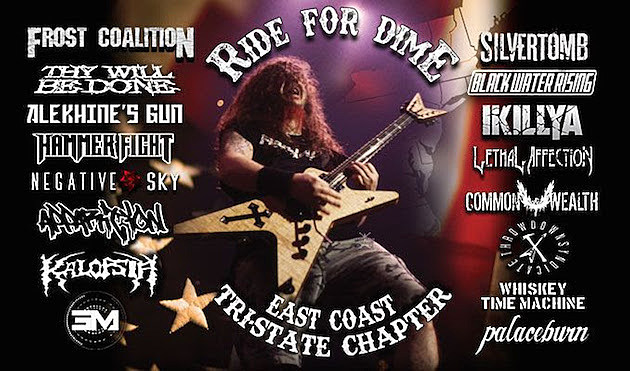 Ride for Dime