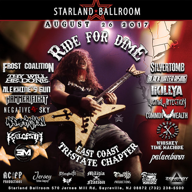 Ride for Dime East Coast