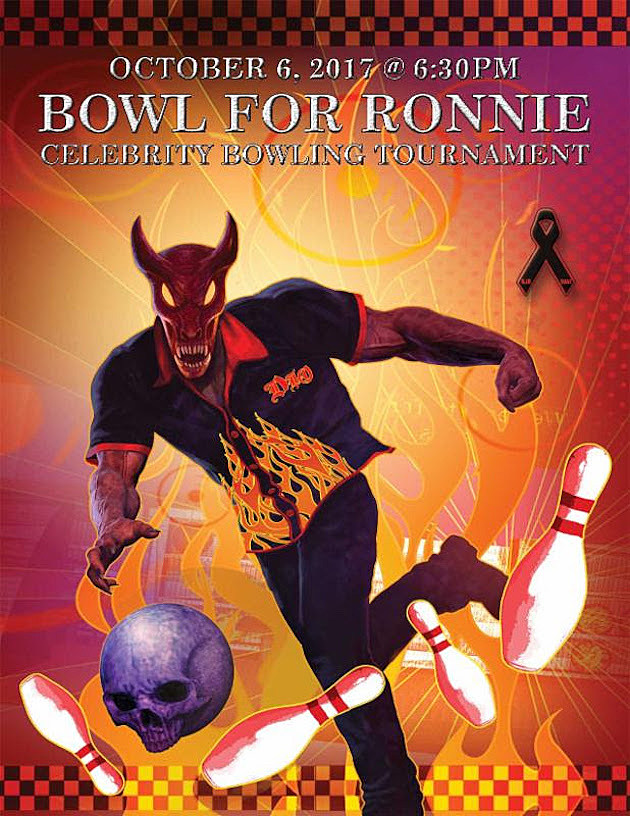 3rd Annual Bowl for Ronnie