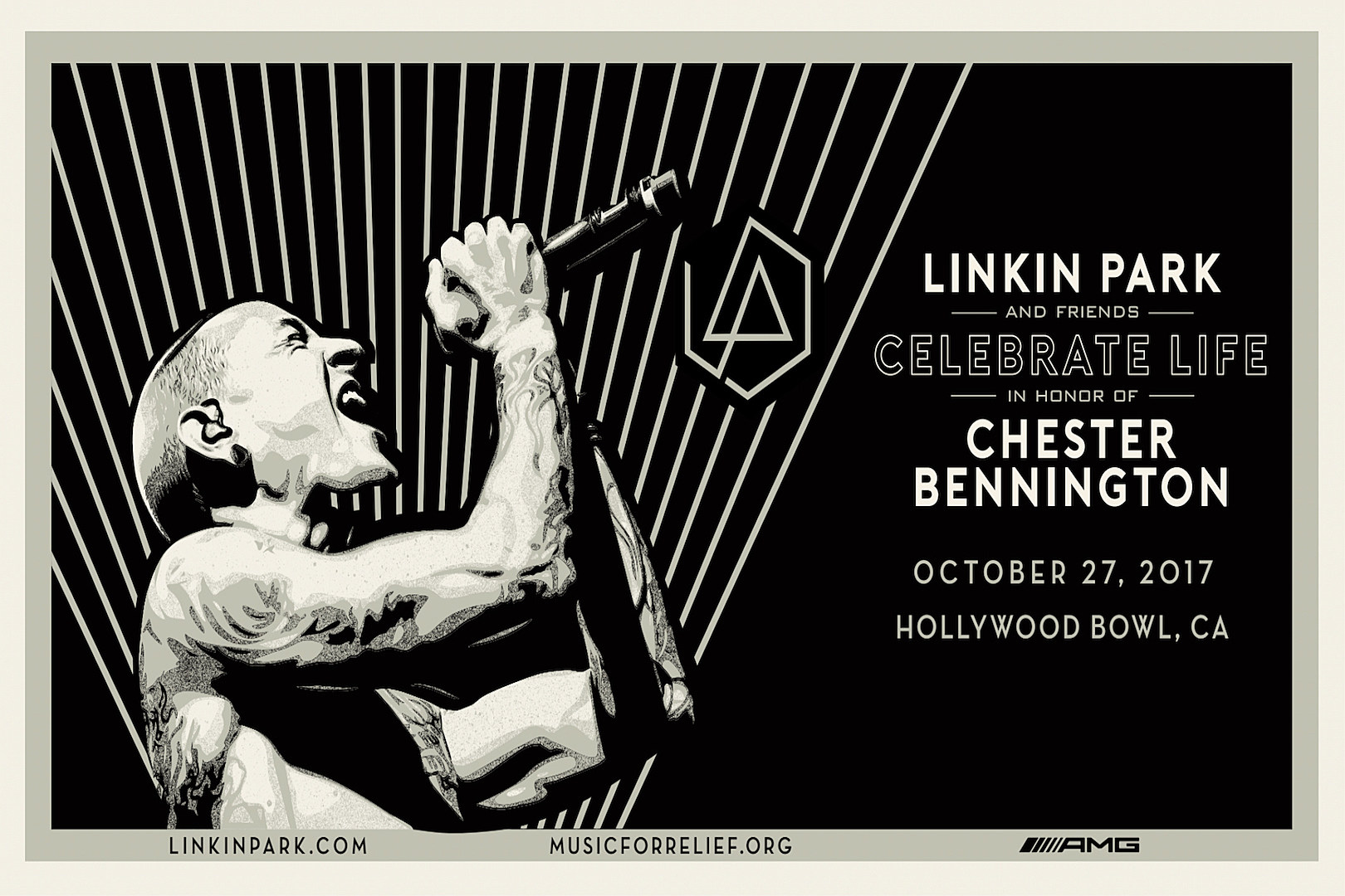 Chester Bennington Tribute Show to Feature Members of Blink-182, Korn