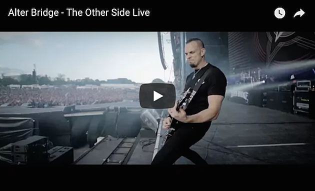 Alter Bridge The Other Side Video