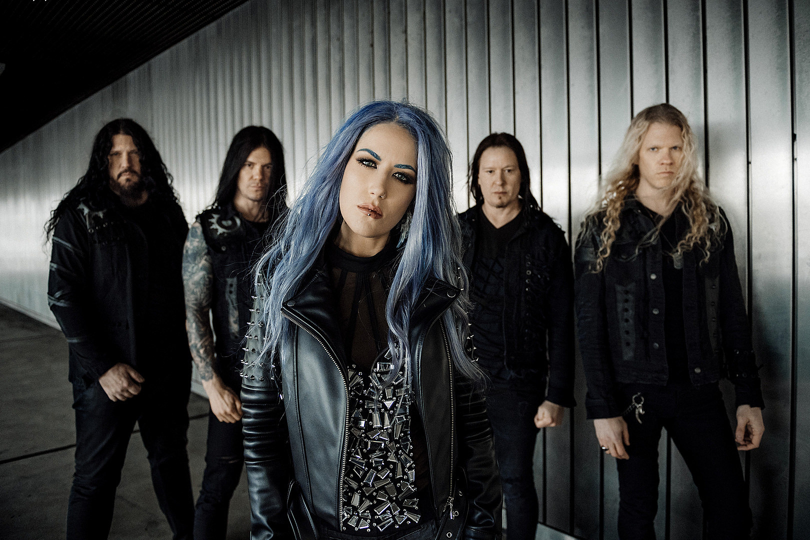 Arch Enemy Thrash 'The Race' in New Video