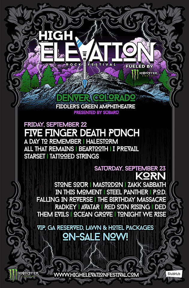 2017 High Elevation Festival
