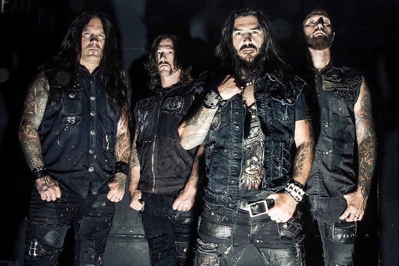 Machine Head Announce Early 2018 Tour in Support of Upcoming 'Catharsis' Album