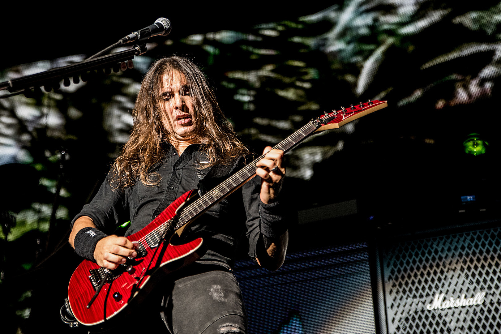 Watch Megadeth Guitarist Kiko Loureiro's Original Audition Video for the Band