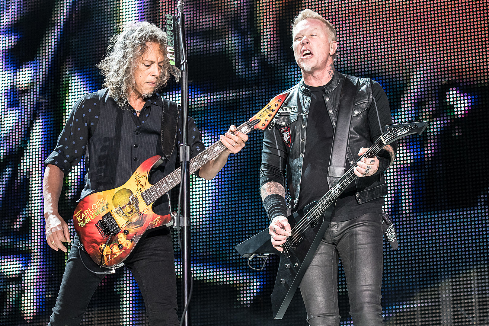Join Metallica Contest Winners On a Guided Video Tour of HQ