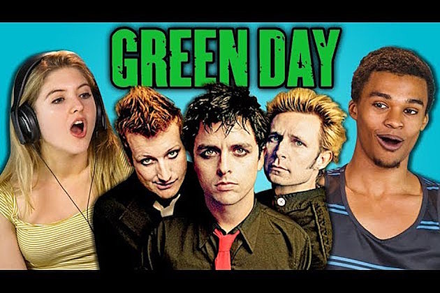 Teens Shower Green Day With Unanimous Praise in 'React' Video
