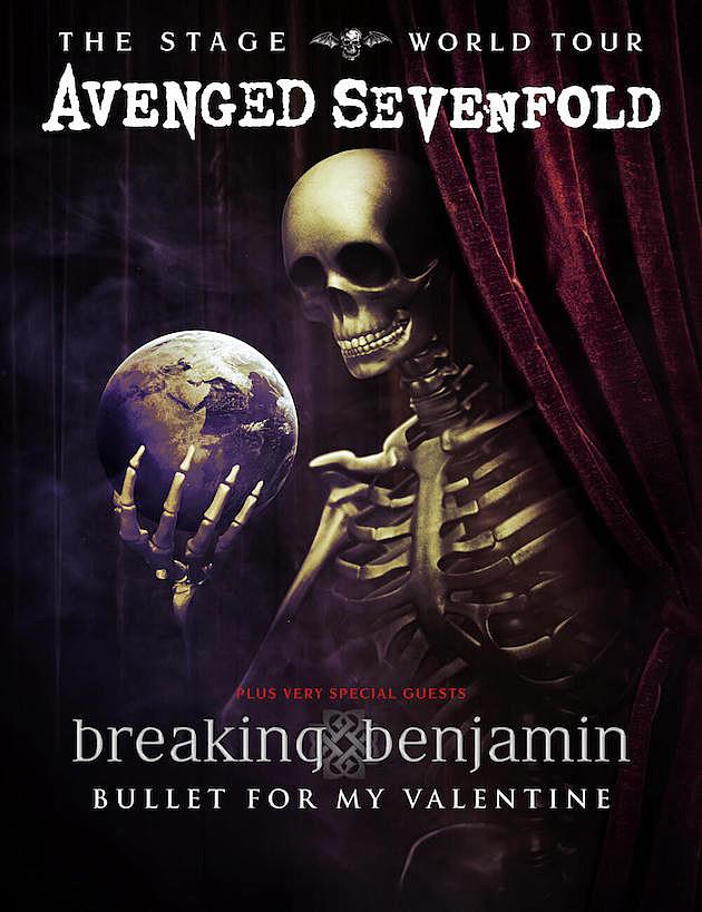 AvengedSevenfold.com