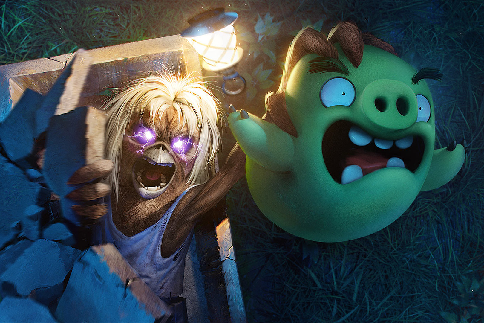 'Angry Birds' Honor Iron Maiden With Playable 'Eddie the Bird' Characters