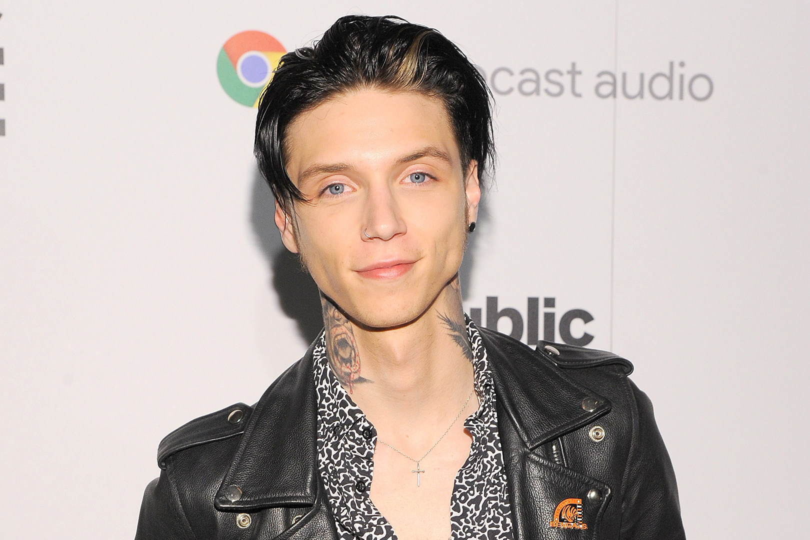 Andy Biersack Finishes a New Book, Plus News on Through Fire, Powerman 5000 + More