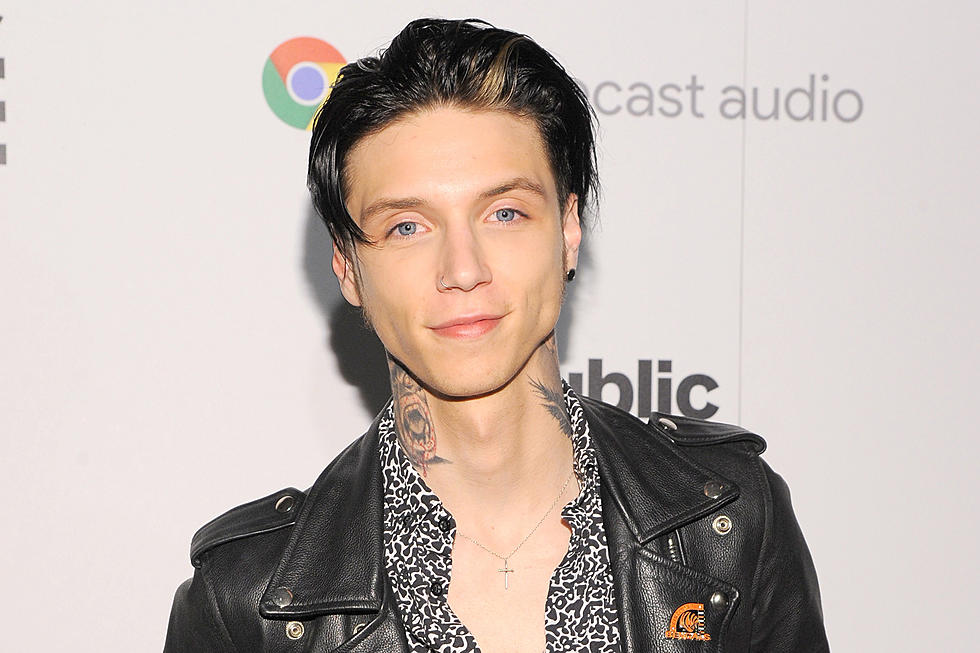 black veil brides andy biersack finishes a new book