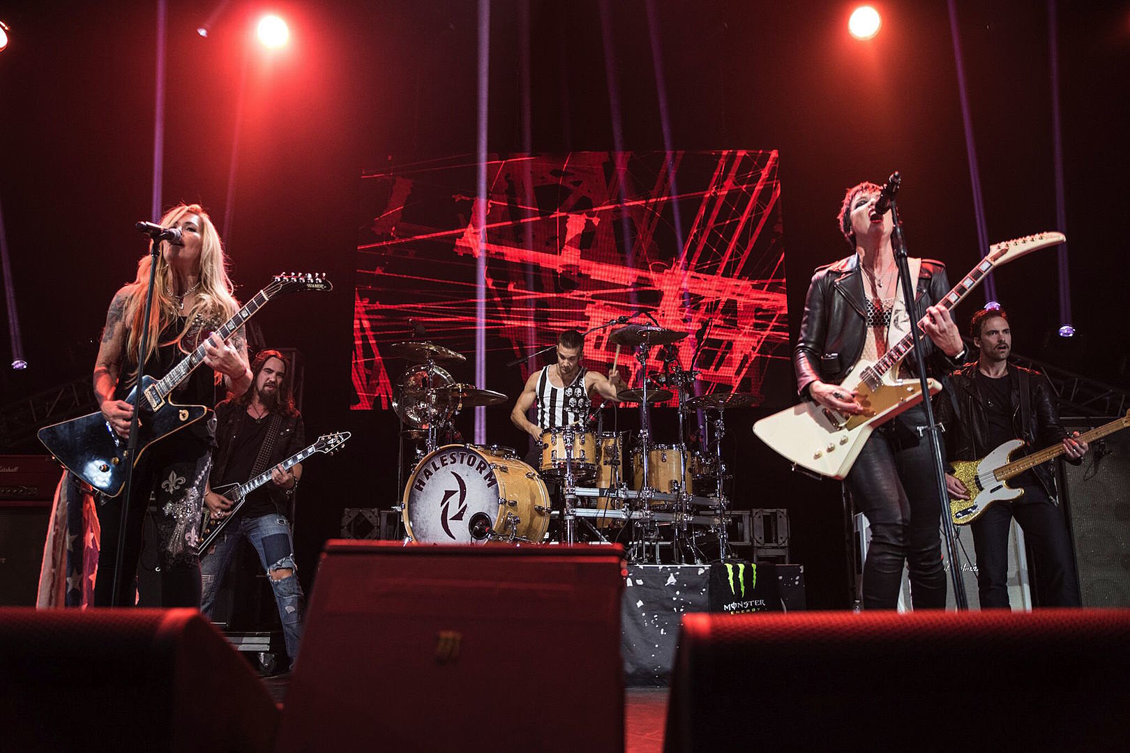 Halestorm + Lita Ford on Chester Bennington, Chris Cornell and Dark Places