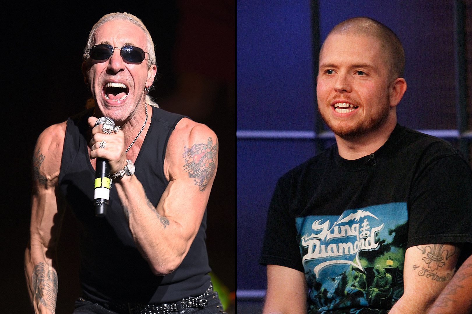 Twisted Sister's Dee Snider + Hatebreed's Jamey Jasta Pair Up for New Project