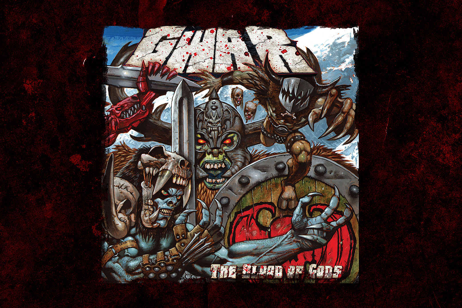 GWAR, 'The Blood of Gods' – Album Review