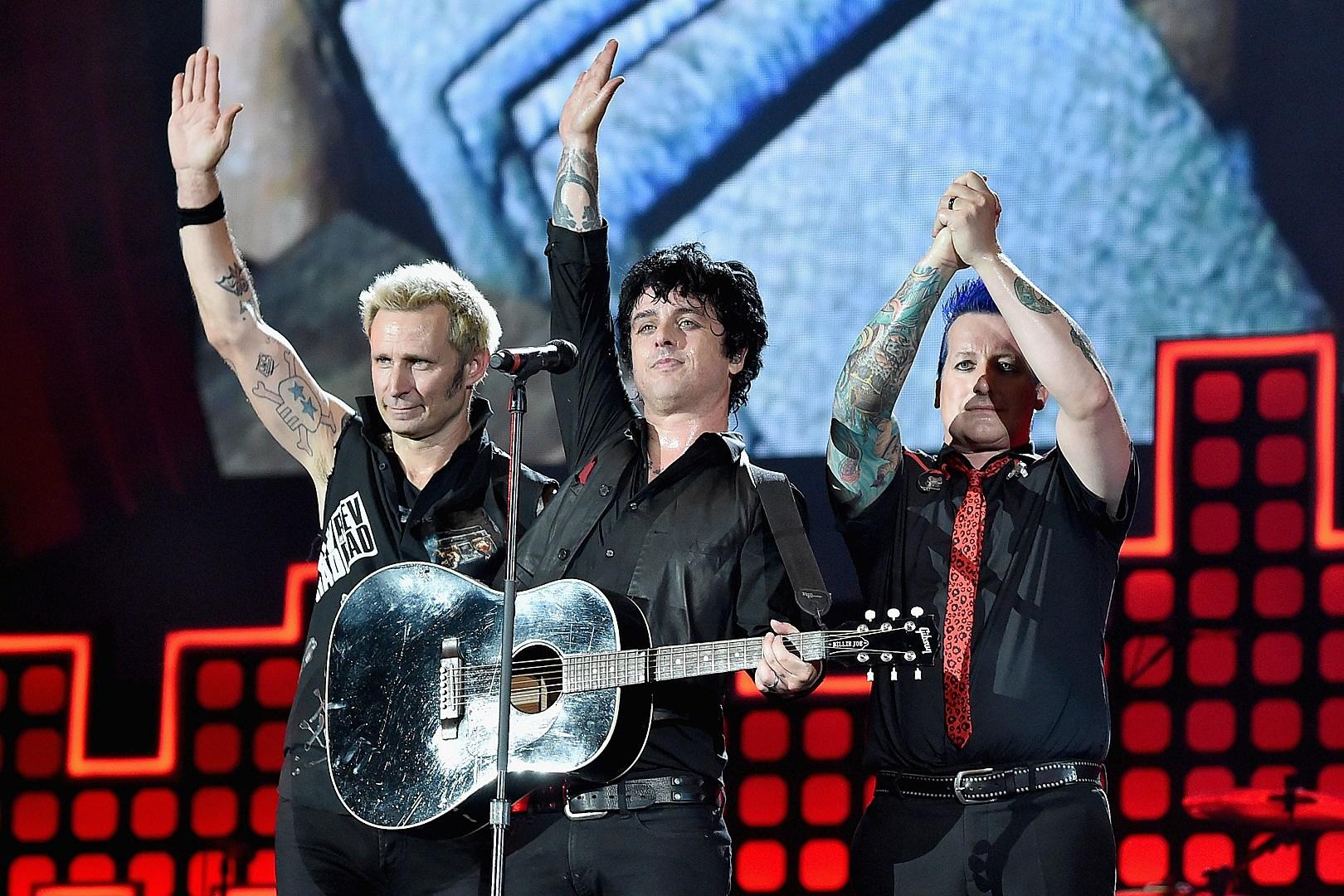 Green Day Surprise Release 'Big Otis Guitar Mix' Remix EP