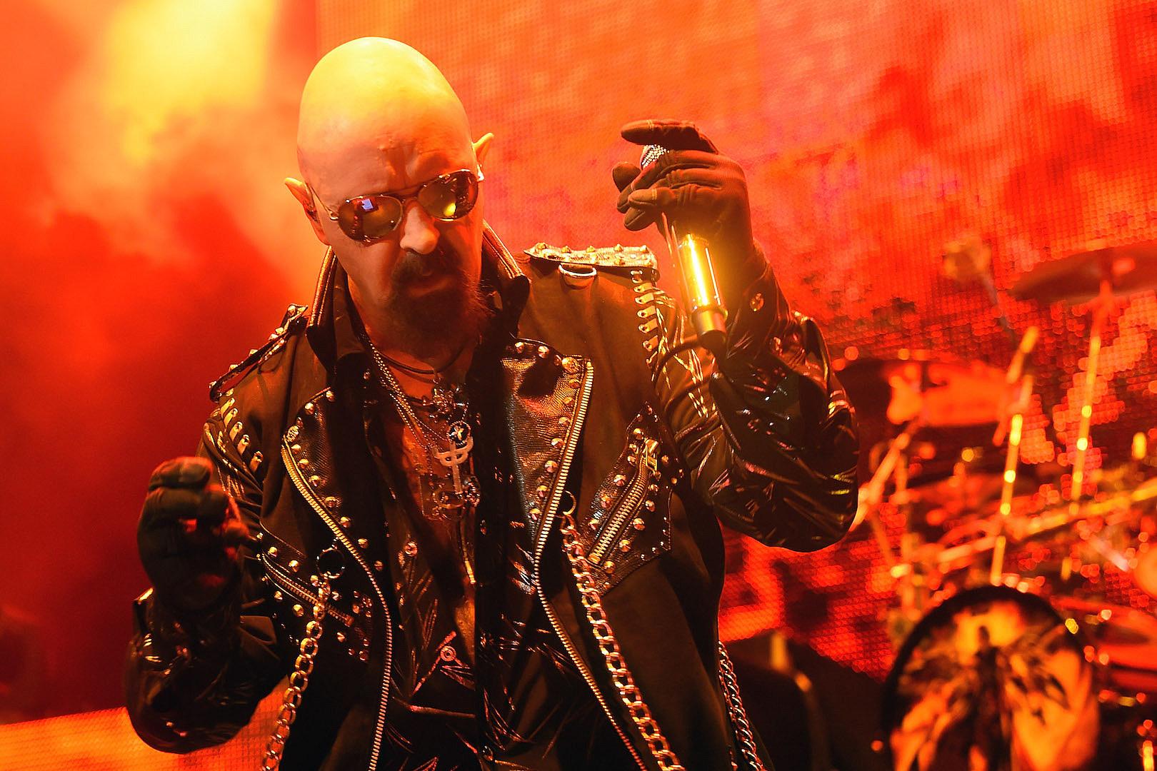 Judas Priest Reveal 2018 Tour Supporting 'Firepower' Album