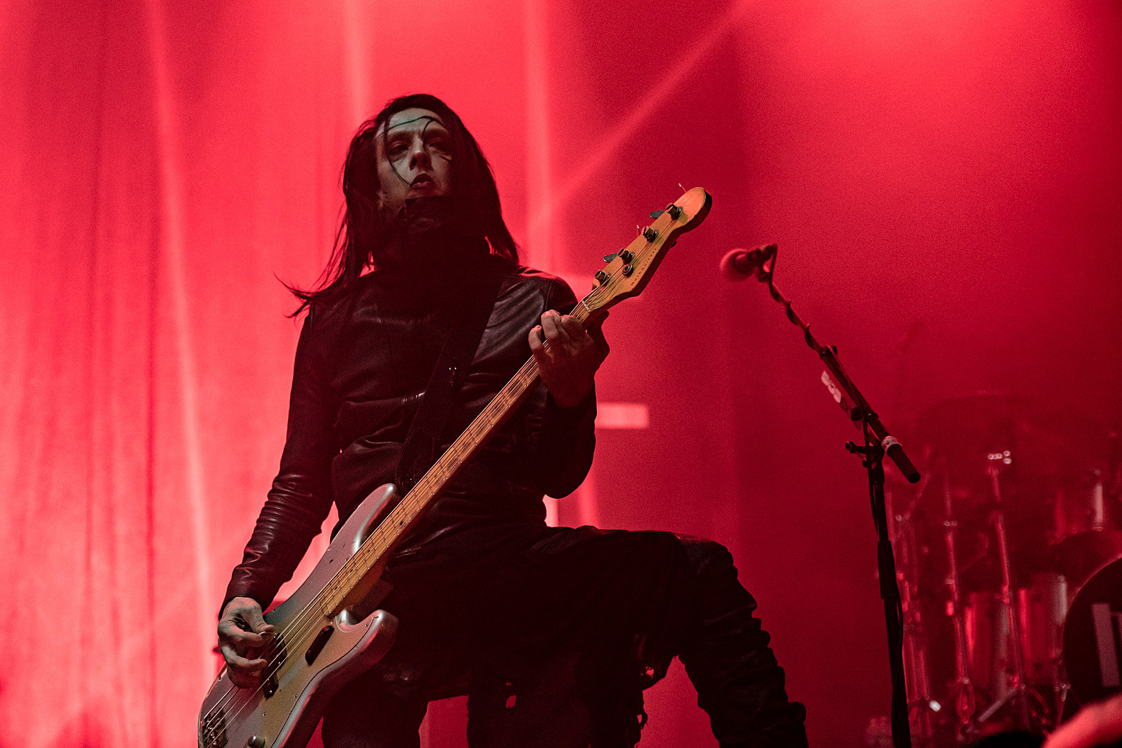 Marilyn Manson Bassist Jeordie White Accused of Rape By Jack Off Jill Singer