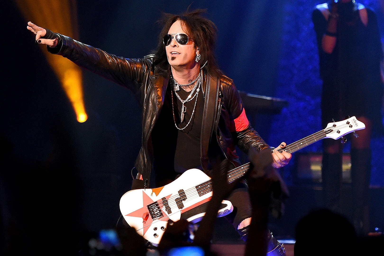 Motley Crue's Nikki Sixx Teasing 'Surprise That Will Confirm We're Out of Our Minds'