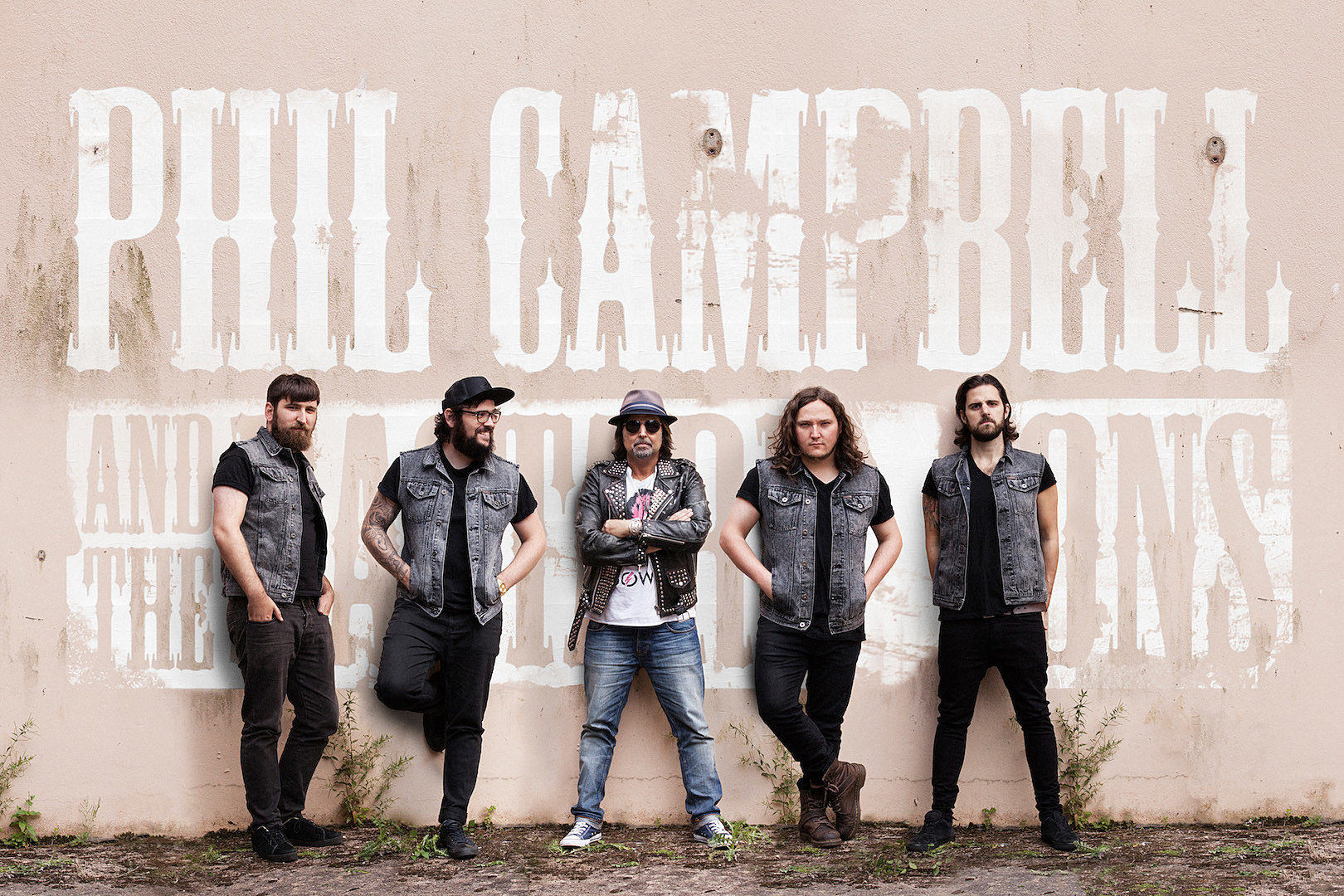 Phil Campbell and the Bastard Sons Debut Rowdy New Song 'Ringleader'