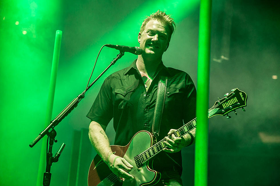 Queens of the Stone Age Bring \'Villains Tour\' to NY [Photos]