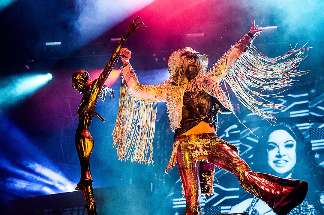 Rob Zombie Finishes 'Complex' New Album, Confirms 2019 Release