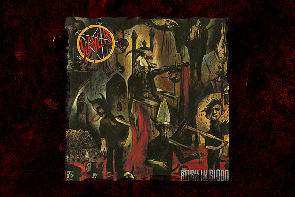 32 years ago slayer redefine thrash with reign in blood. Black Bedroom Furniture Sets. Home Design Ideas