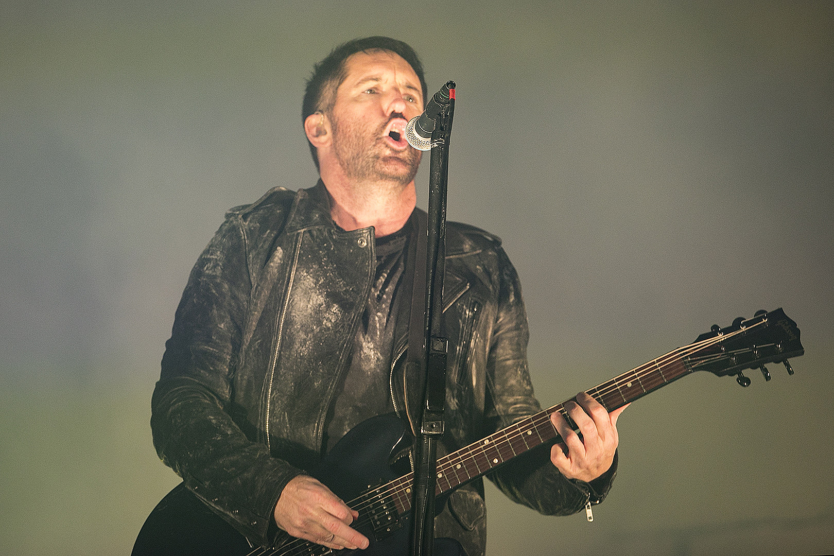 Trent Reznor to Disgruntled Fan: 'Suck My Entire C–k'