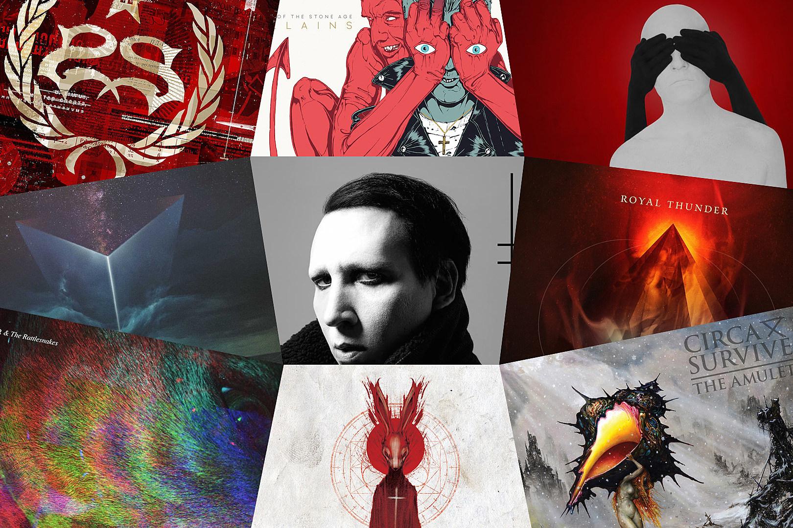 Roadrunner / Matador / Better Noise / Razor & Tie / Loma Vista / Spinefarm / International Death Cult / Canine Riot / Concord / Hopeless