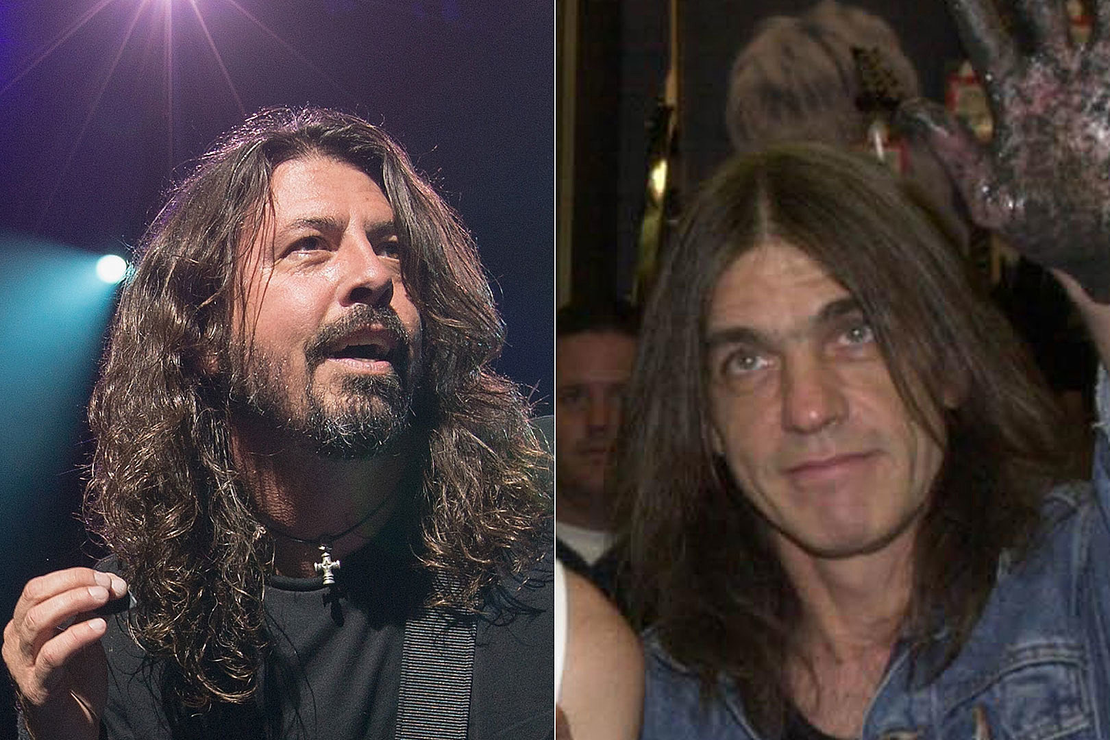 Foo Fighters' Dave Grohl Pays Tribute to AC/DC's Malcolm Young Online + Onstage