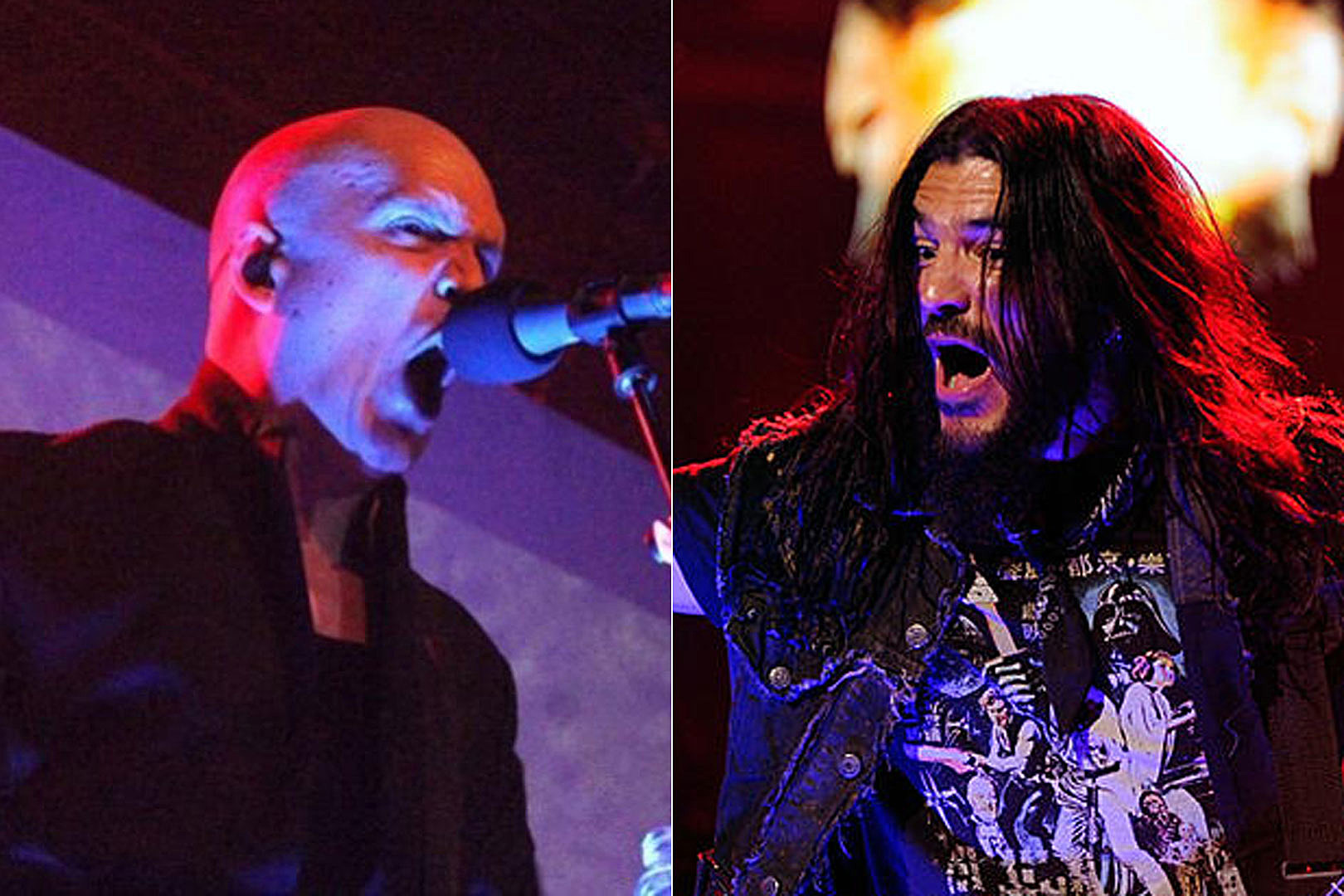 Devin Townsend Downplays Machine Head Riff Similarities, Robb Flynn Responds