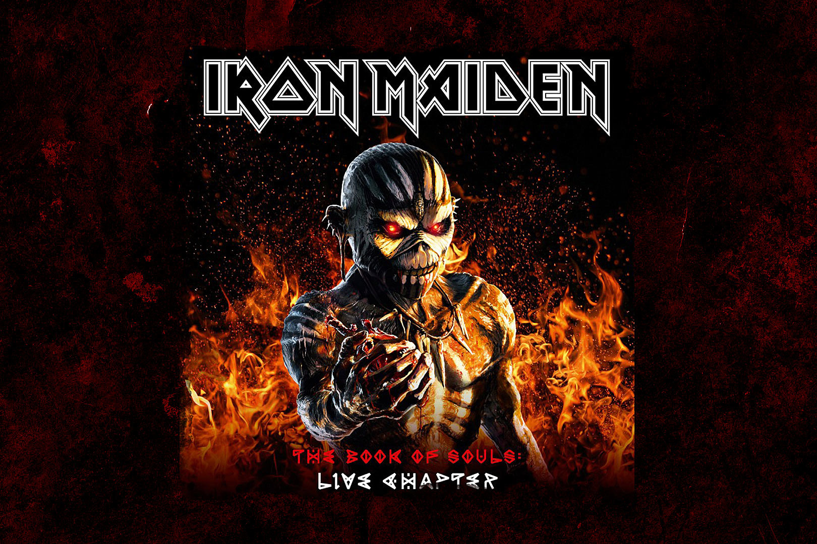 Iron Maiden Bring Onstage Joy to 'The Book of Souls: Live Chapter' – Album Review