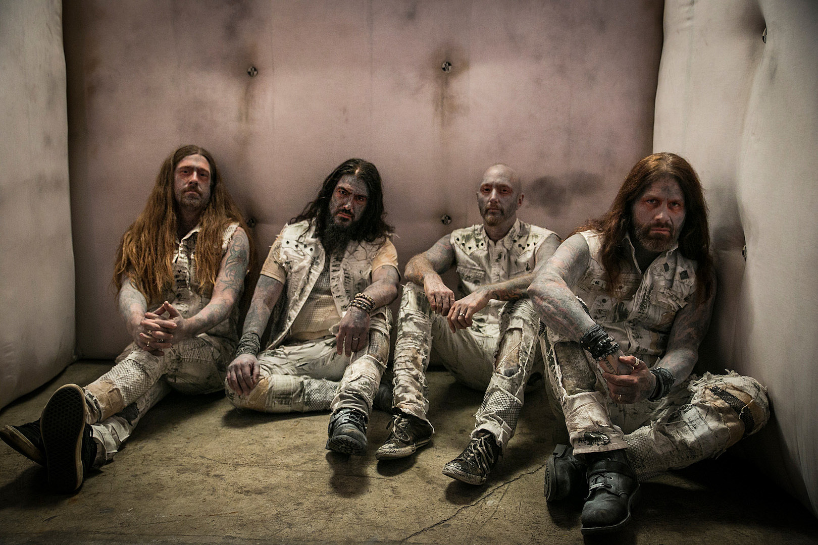 Machine Head Go 'Beyond the Pale' With Tectonic New Song, Detail 'Catharsis' Album
